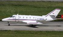 F-GKGA - Airbus Aerospatiale SN-601 Corvette aircraft