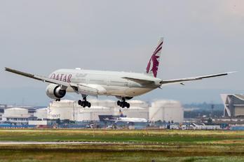 A7-BEP - Qatar Airways Boeing 777-300ER