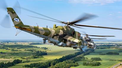 RF-34204 - Russia - Navy Mil Mi-24VP