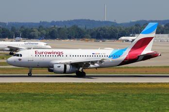 OE-LYZ - Eurowings Europe Airbus A319