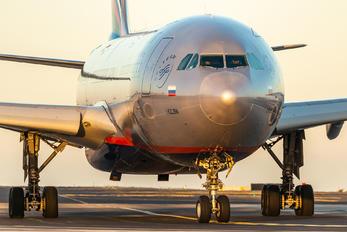 VQ-BPK - Aeroflot Airbus A330-300