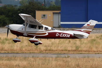 D-EXKM - Private Cessna 206 Stationair (all models)