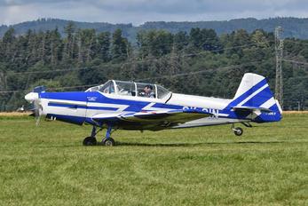OK-GIN - Private Zlín Aircraft Z-526F