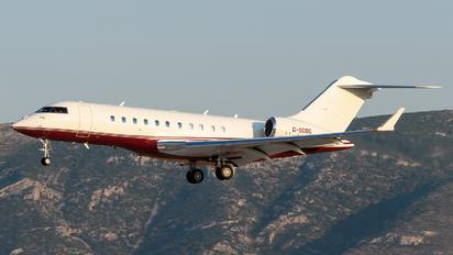 G-SGSG - TAG Aviation Bombardier BD-700 Global 5000