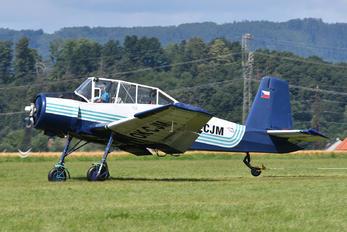OK-CJM - Agroair LET Z-37 Čmelák