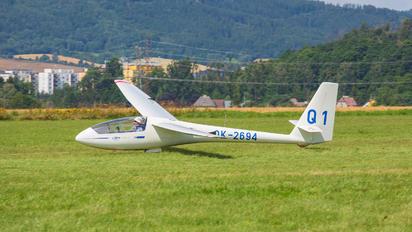 OK-2694 - Aeroklub Šumperk Schleicher ASW-15