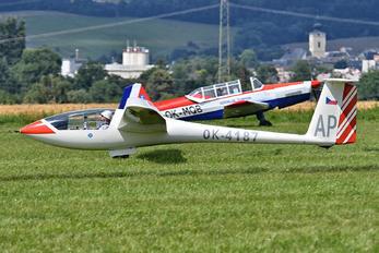 OK-4187 - Aeroklub Vyskov Grob G102 Astir