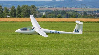 OK-2242 - Aeroklub Šumperk Rolladen-Schneider LS1F