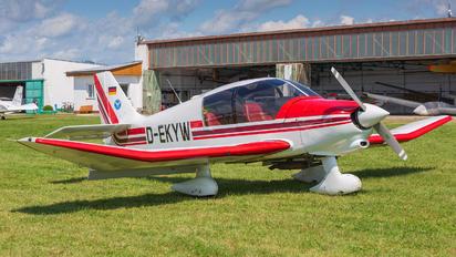 D-EKYW - Private Robin DR.400 series