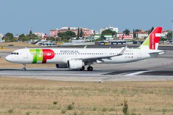 CS-TXD - TAP Portugal Airbus A321 NEO