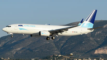 OE-IWA - ASL Airlines Boeing 737-800(BCF)