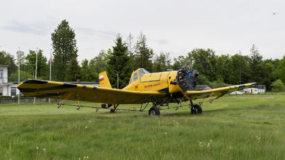 SP-ZUW - EADS - Agroaviation Services PZL M-18 Dromader