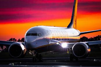 EI-HGO - Ryanair Boeing 737-8-200 MAX