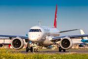 HB-AZD - Helvetic Airways Embraer ERJ-190-E2 aircraft