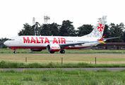 9H-VUC - Malta Air Boeing 737-8-200 MAX aircraft
