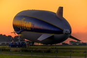 D-LZFN - Zeppelin Zeppelin LZ N07-100 Airship aircraft