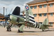 """VR930 - Royal Navy """"Historic Flight"""" Hawker Sea Fury FB.11 aircraft"""