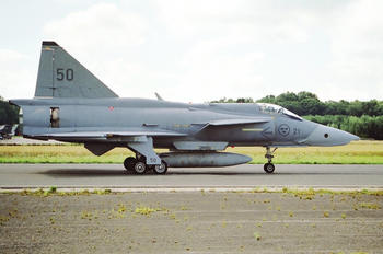 37951 - Sweden - Air Force SAAB AJSF 37 Viggen