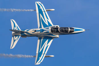 HW-340 - Finland - Air Force: Midnight Hawks British Aerospace Hawk 51