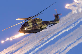 NH-214 - Finland - Army NH Industries NH-90 TTH
