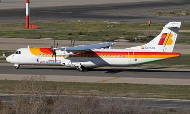 EC-LQV - Air Nostrum - Iberia Regional ATR 72 (all models)