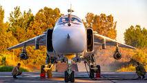 RF-33845 - Russia - Navy Sukhoi Su-24M aircraft
