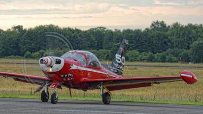 "ST-34 - Belgium - Air Force ""Les Diables Rouges"" SIAI-Marchetti SF-260"