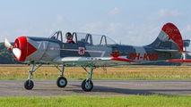 PH-KWI - Private Yakovlev Yak-52 aircraft