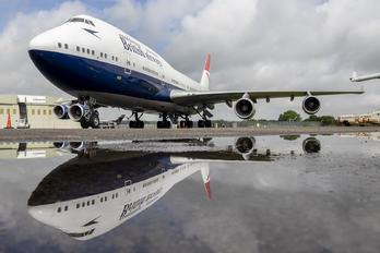 G-CIVB - - Aviation Glamour Boeing 747-400