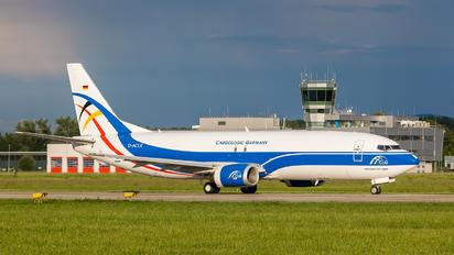 D-ACLX - CargoLogic Germany Boeing 737-400SF