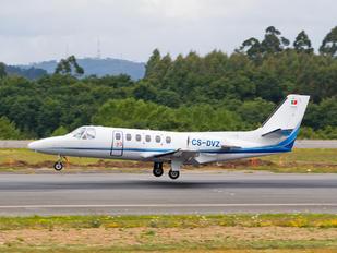 CS-DVZ - Trabajos Aéreos Espejo Cessna 550 Citation II