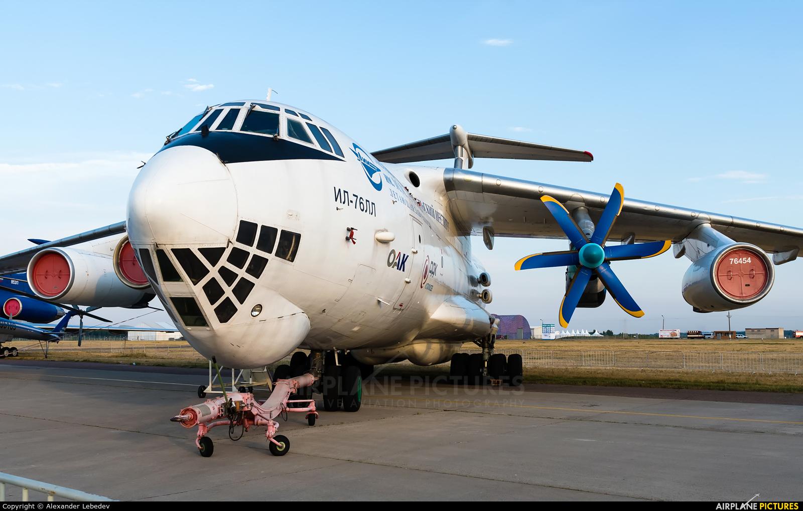 Gromov Flight Research Institute RA-76454 aircraft at Zhukovsky International Airport