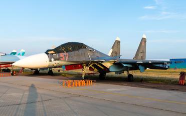 RF-93667 - Russia - Air Force Sukhoi Su-30SM