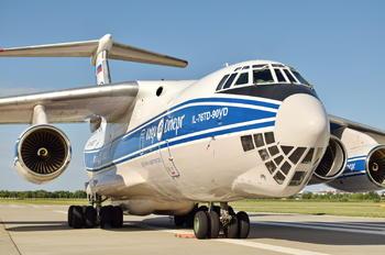 RA-76952 - Volga-Dnepr Ilyushin Il-76 (all models)