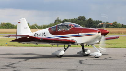 OY-IPA - Private Vans RV-6A
