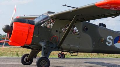 "PH-DHC - Netherlands - Air Force ""Historic Flight"" de Havilland Canada DHC-2 Beaver"
