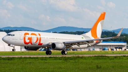 OE-IWI - GOL Transportes Aéreos  Boeing 737-86J