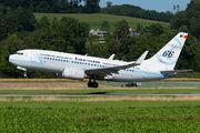 Tarom Boeing 737 visited Bern  title=