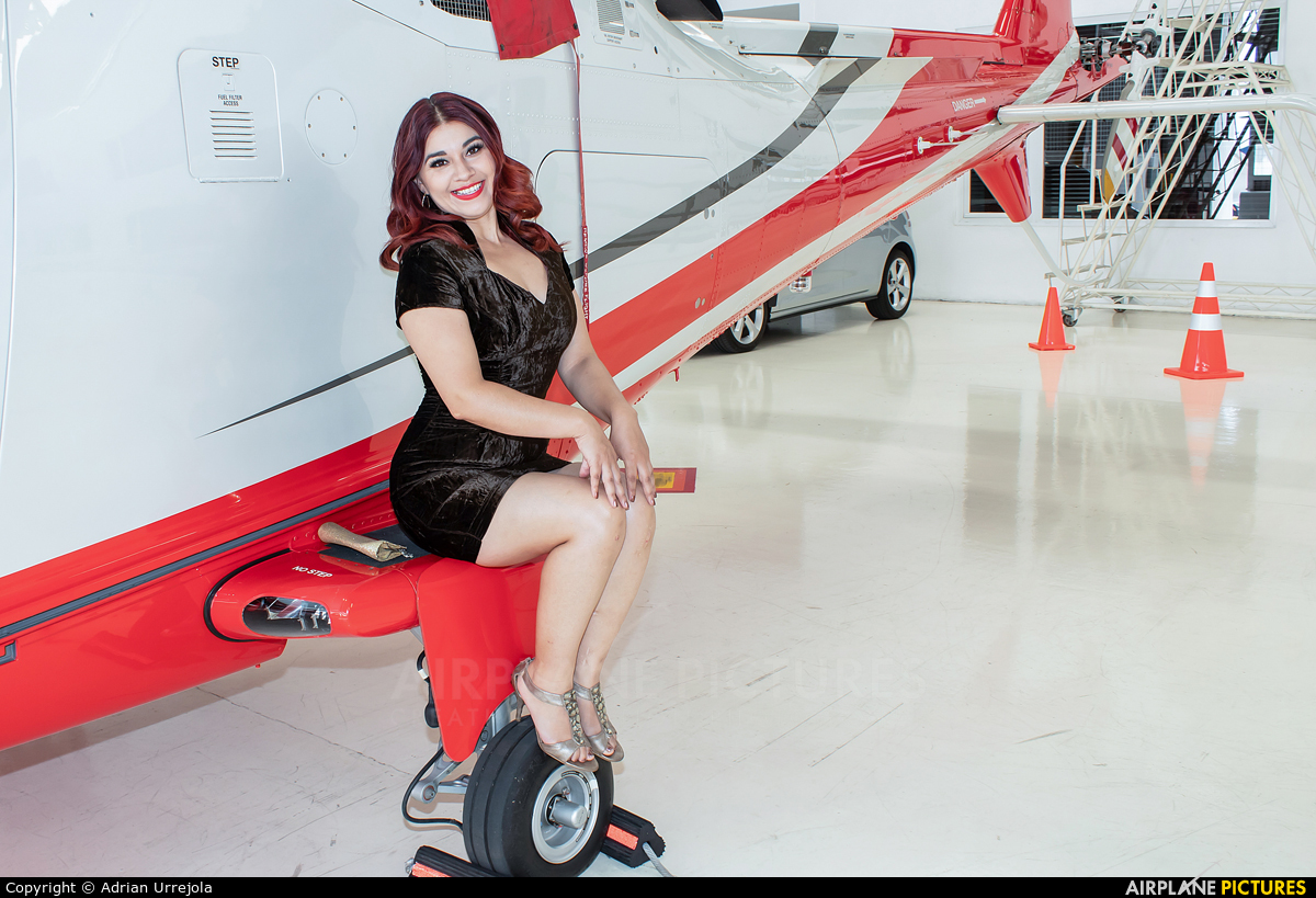 - Aviation Glamour TG-NOV aircraft at Guatemala - La Aurora