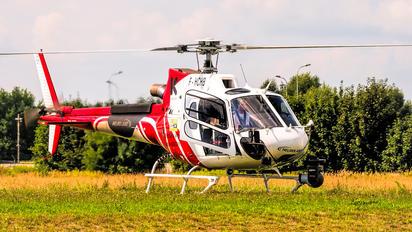 F-HCHB - Helipoland Aerospatiale AS350 Ecureuil / Squirrel