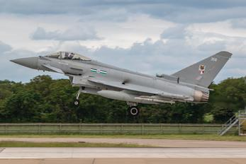 ZK358 - Royal Air Force Eurofighter Typhoon FGR.4