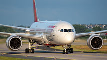 VT-ANX - Air India Boeing 787-8 Dreamliner aircraft