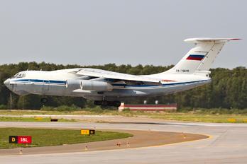 RA-76649 - Russia - Air Force Ilyushin Il-76 (all models)