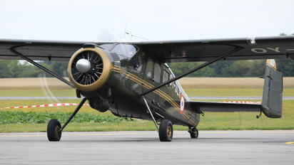 OY-SLV - Private Max Holste MH.1521 Broussard