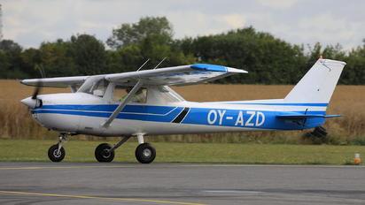 OY-AZD - Private Cessna 150
