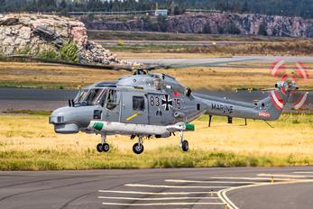83+15 - Germany - Navy Westland Lynx Mk88A