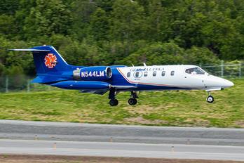 N544LM - Life Med Alaska Learjet 35 R-35A