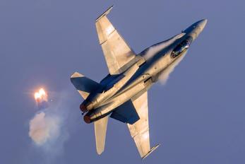 HN-452 - Finland - Air Force McDonnell Douglas F-18C Hornet