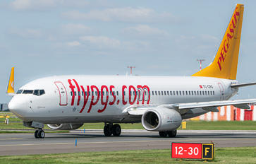 TC-CRG - Pegasus Boeing 737-8K2
