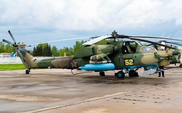 RF-13492 - Russia - Air Force Mil Mi-28